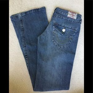 True a Religion Bridget jeans